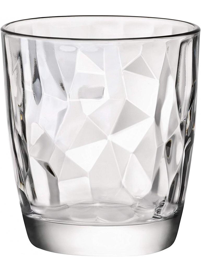 bicchiere diamond bormioli...