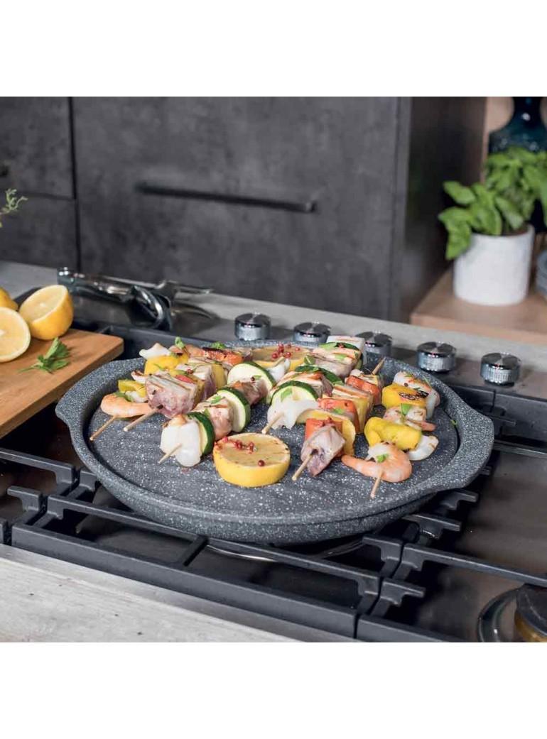 Barbecue Grill Tondo 33x 36