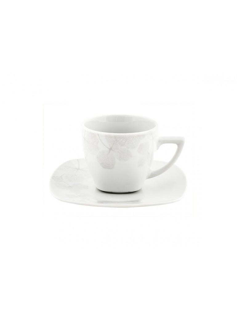 Tazza da thè con piatto in...