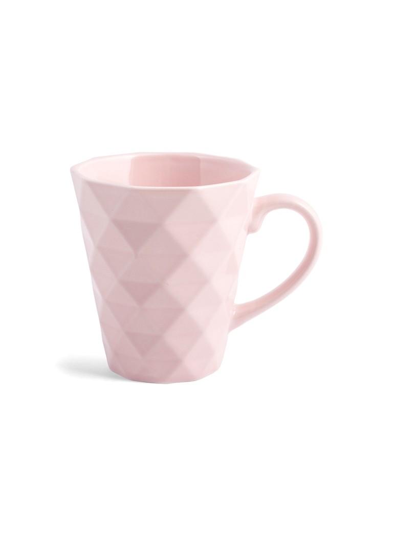 Mug Diamante Rosa cc 270